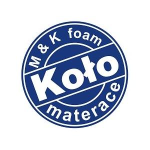 Materace M&K Foam Koło